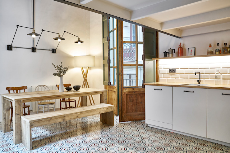 Built-in kitchens by homify
