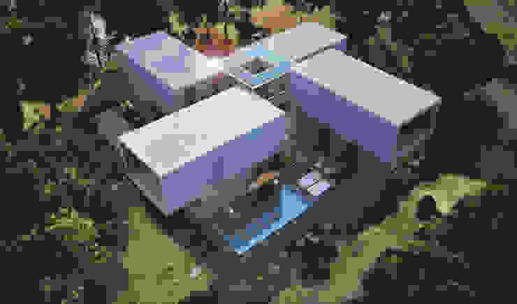 - Modern Houses by Studio Gritt Modern