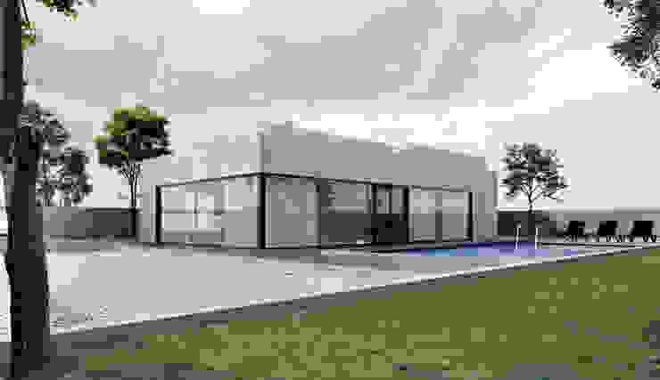 -:  Houses by Studio Gritt,Modern