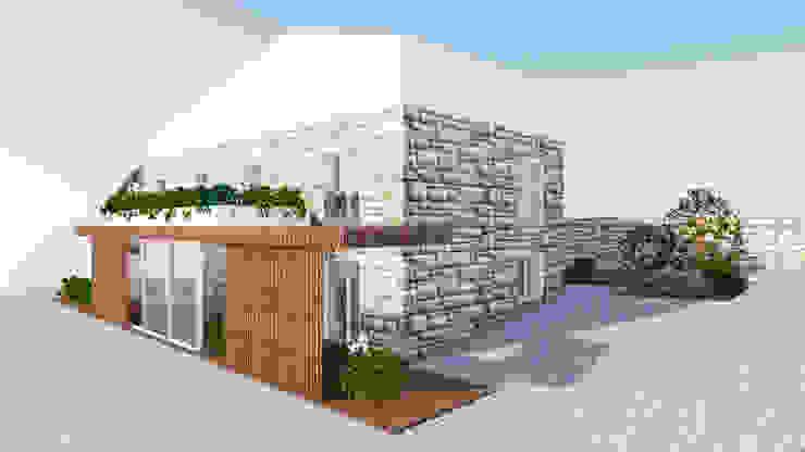 vila franca por Qiarq . arquitectura+design Campestre Granito