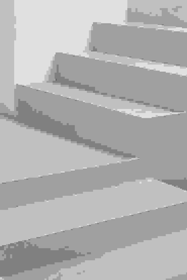 Didonè Comacchio Architects บันได Grey