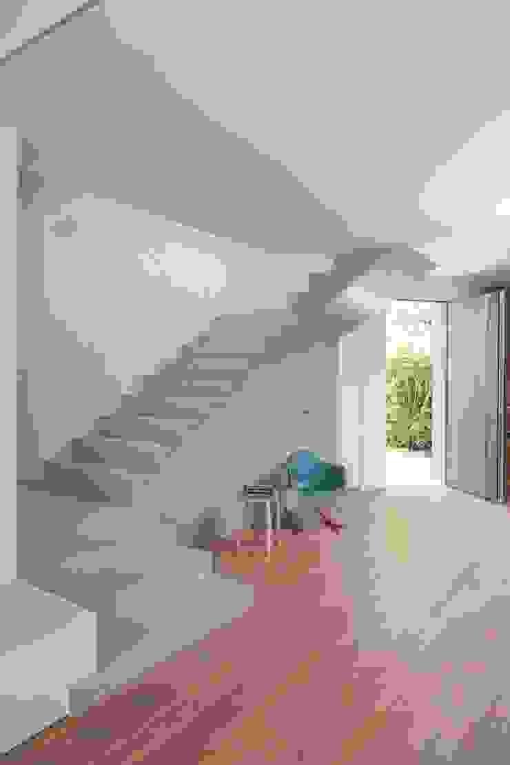 Didonè Comacchio Architects บันได คอนกรีต Grey
