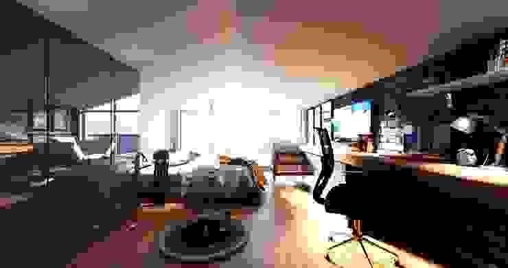 Tavan arası Modern Çocuk Odası ANTE MİMARLIK Modern