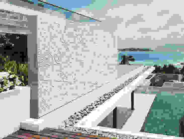 Loft Design System Deutschland - Wandpaneele aus Bayern Villas Concrete