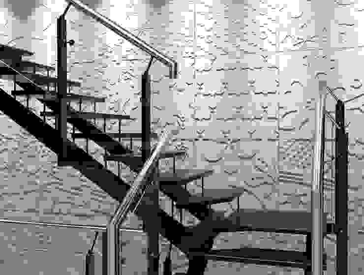 Loft Design System Deutschland - Wandpaneele aus Bayern Stairs Concrete