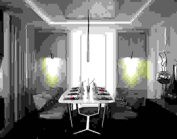 Aydınlatma Modern Yemek Odası ANTE MİMARLIK Modern
