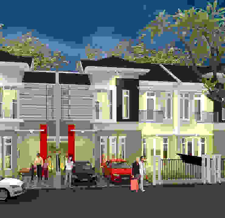 Vila Pelangi - Pekanbaru Oleh RF Arch & Design