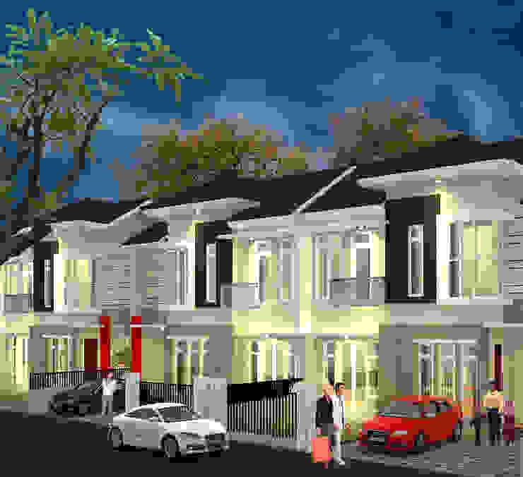 Vila Pelangi – Pekanbaru Oleh RF Arch & Design