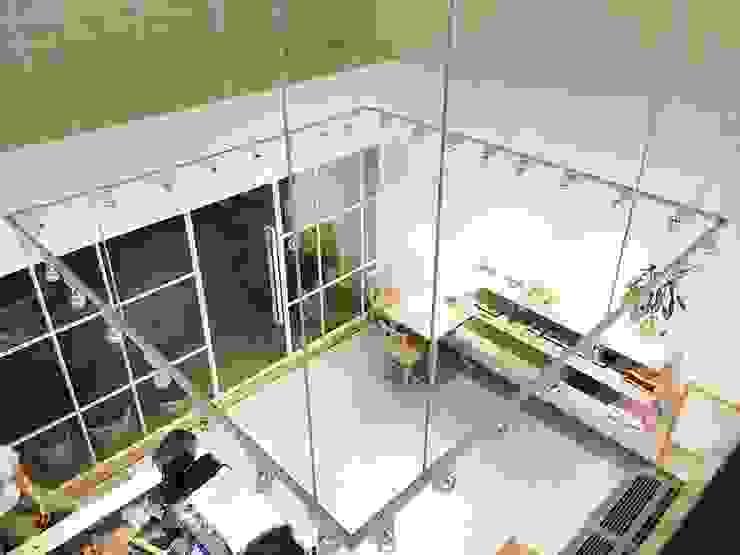 日系無印x法樂里咖啡館 根據 業傑室內設計 鄉村風 金屬
