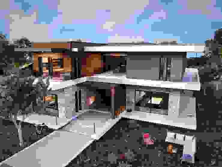 Villa giriş Modern Evler ANTE MİMARLIK Modern