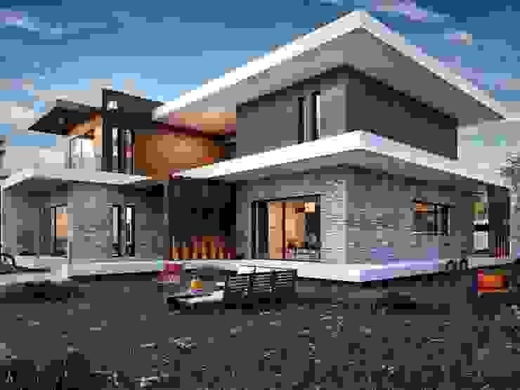 ANTE MİMARLIK 現代房屋設計點子、靈感 & 圖片