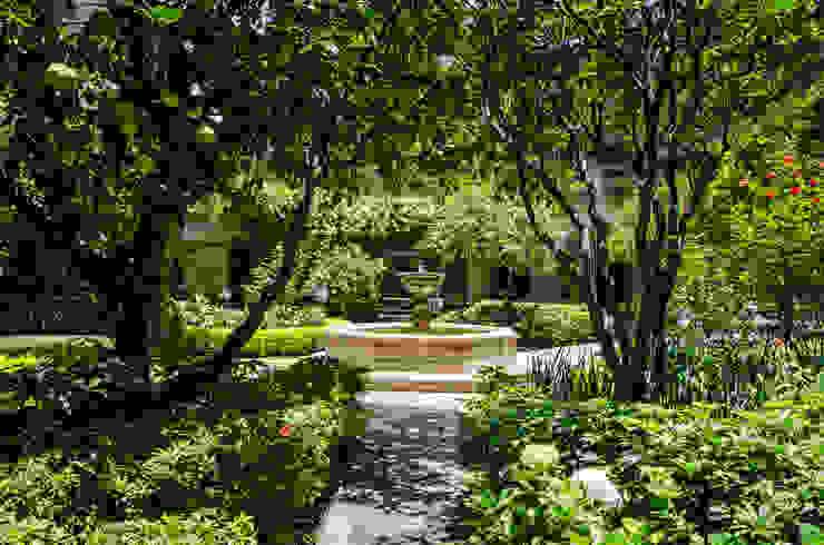 Be Grand Park San Angel IDEA Asociados Jardines modernos