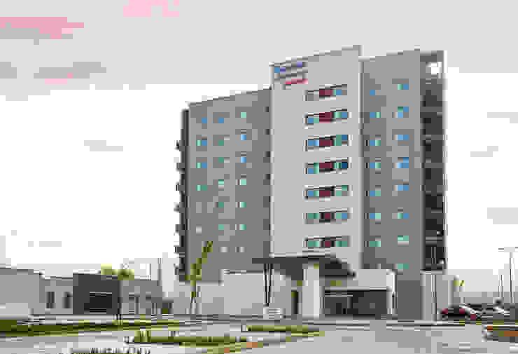 モダンなホテル の ARCO Arquitectura Contemporánea モダン