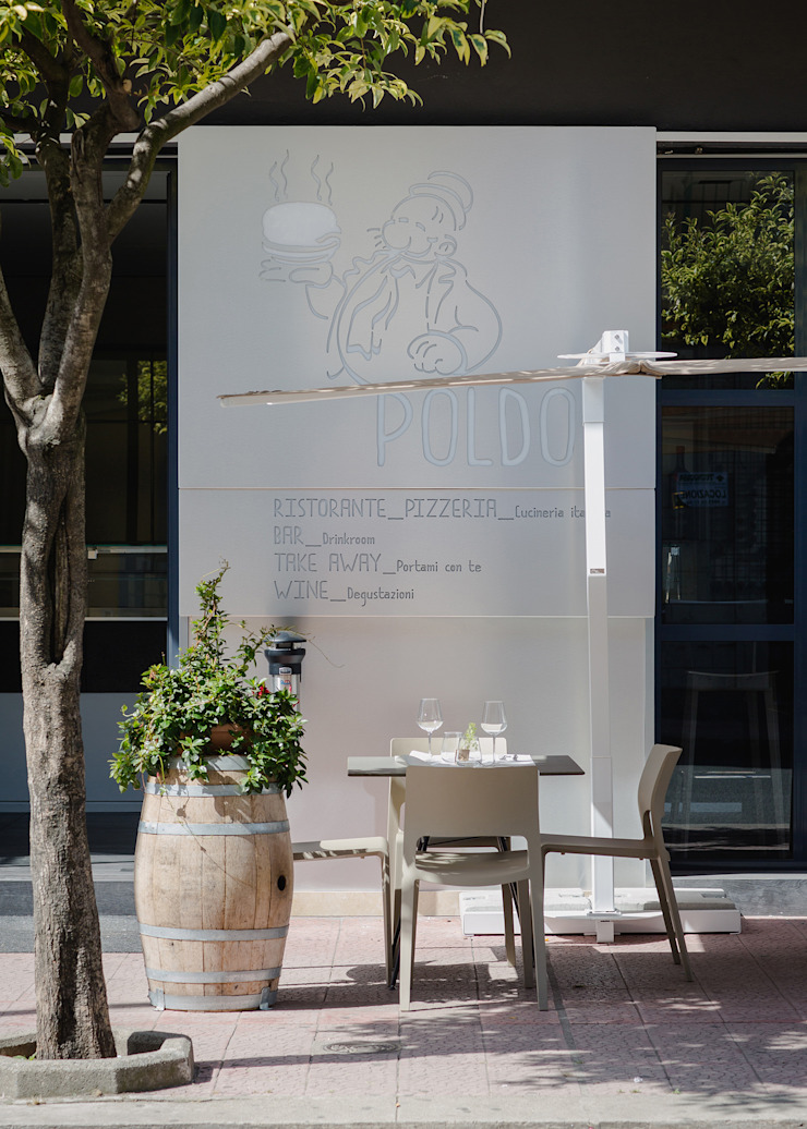 Sammarro Architecture Studio ร้านอาหาร