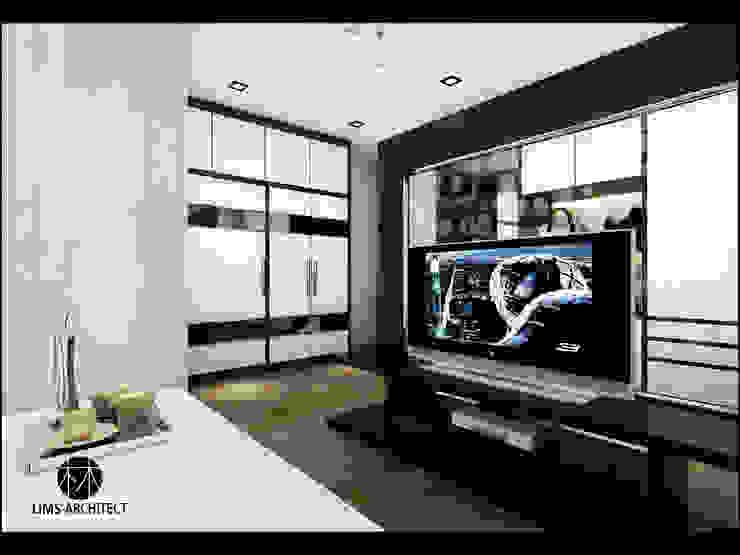 Minimalist Yatak Odası Lims Architect Minimalist
