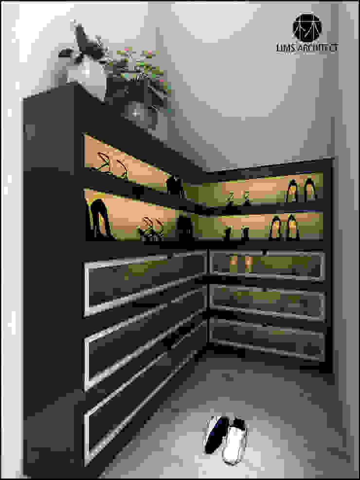 Lims Architect: minimalist tarz , Minimalist