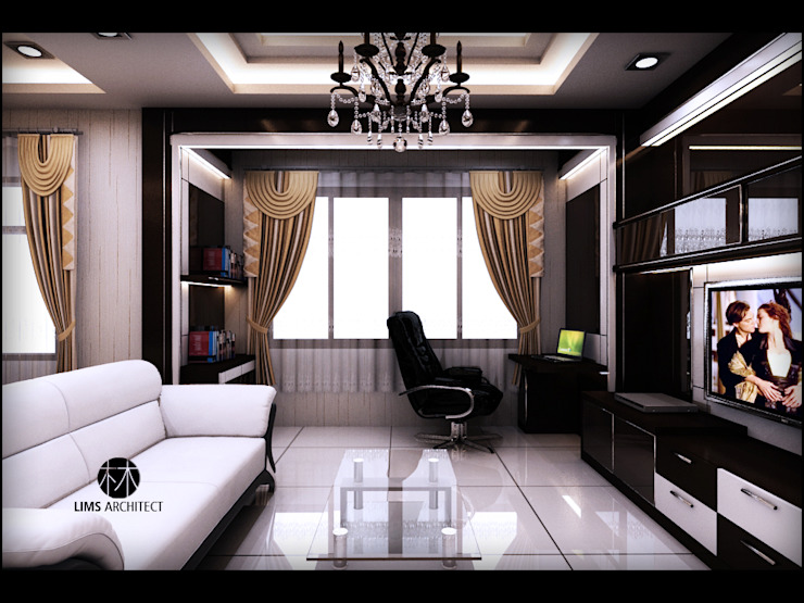 Modern style bedroom by Lims Architect Modern