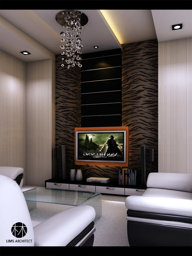 minimalist  by Lims Architect, Minimalist