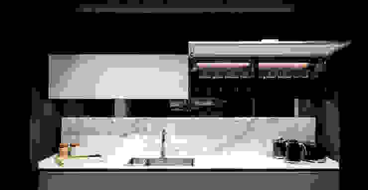 SANTOS VAGUADA Built-in kitchens Grey