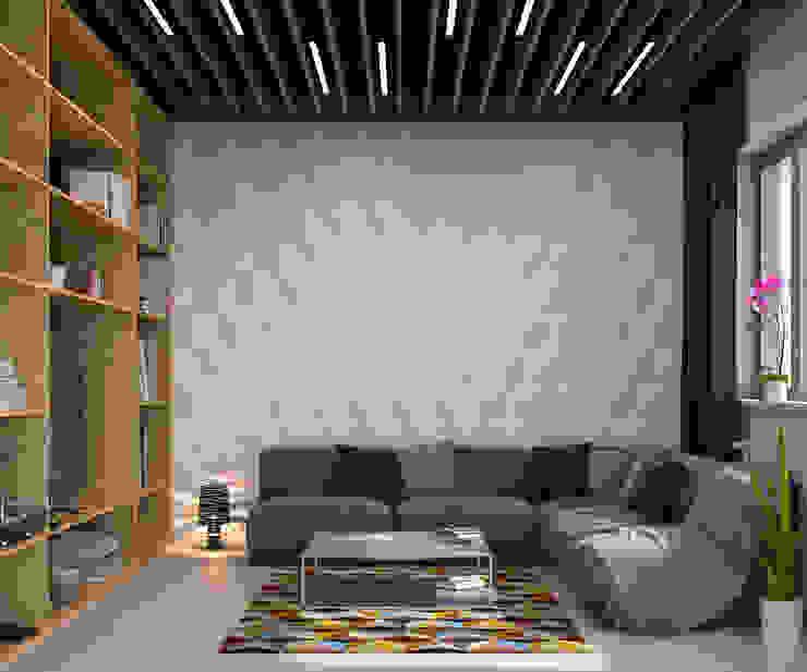 Cubic - Panele 3D Kalithea od Kalithea Nowoczesny