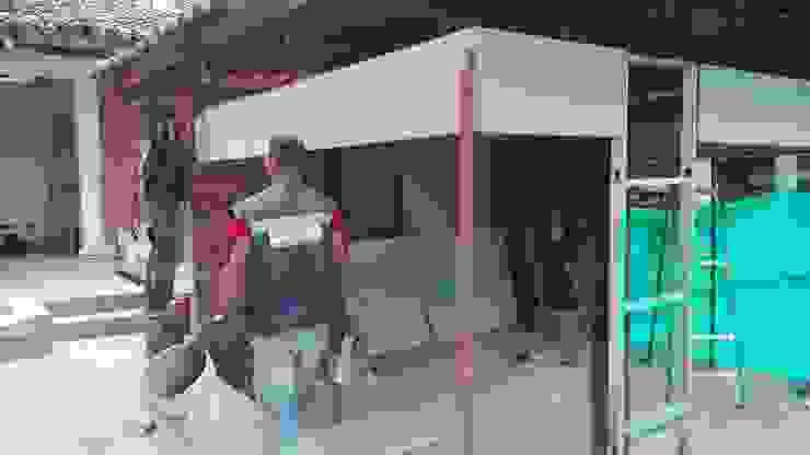 Tienda 1: Obre civil de MARROOM | Diseño Interior - Diseño Industrial