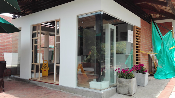 Tienda 1: Vistas de MARROOM | Diseño Interior - Diseño Industrial
