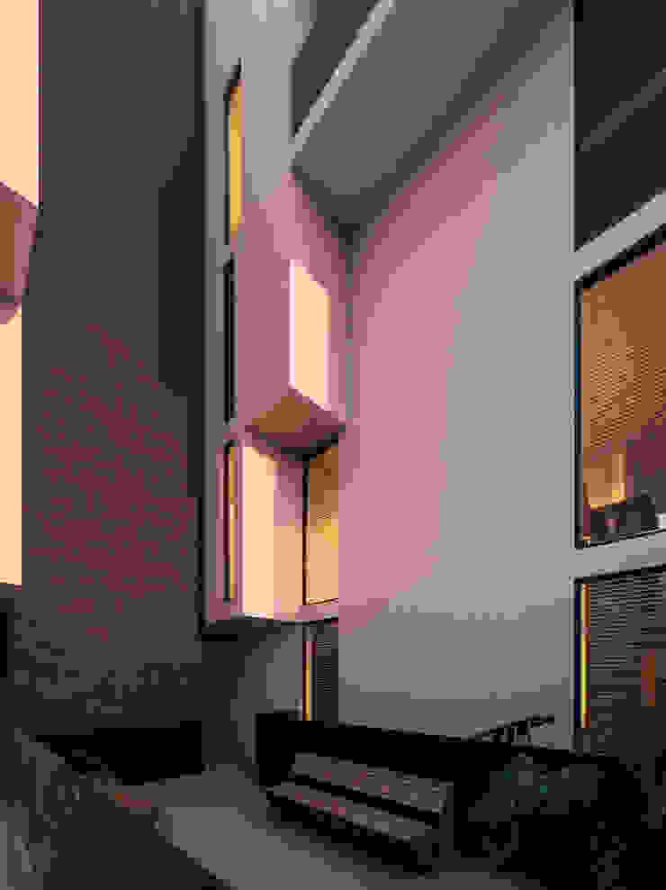 VISE Casas modernas de WERHAUS ARQUITECTOS Moderno