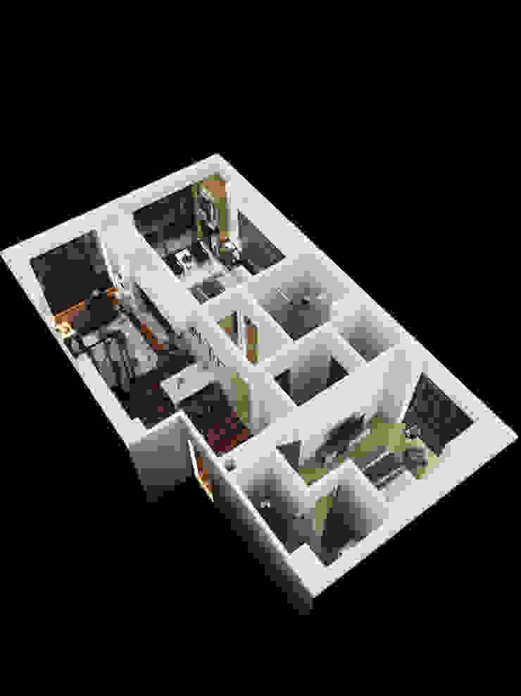 PHƯƠNG ÁN KHÁCH SẠN & CĂN HỘ CAO CẤP CHUYÊN GIA – 8 TẦNG _HỒ SEN _ HẢI PHÒNG . bởi Kiến trúc Việt Xanh
