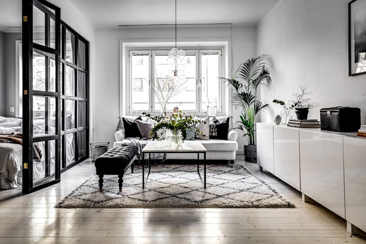 Nội thất phong cách Scandinavian bởi THIẾT KẾ NHÀ ĐẸP 365