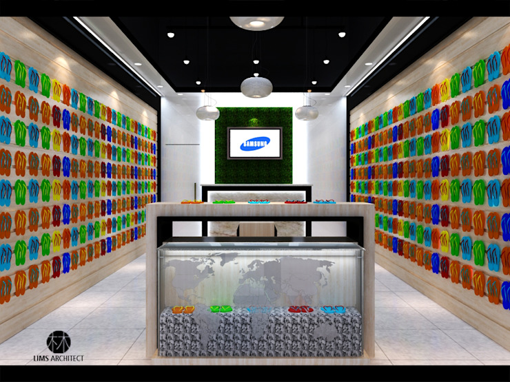 Fipper Jogja Mall Oleh Lims Architect