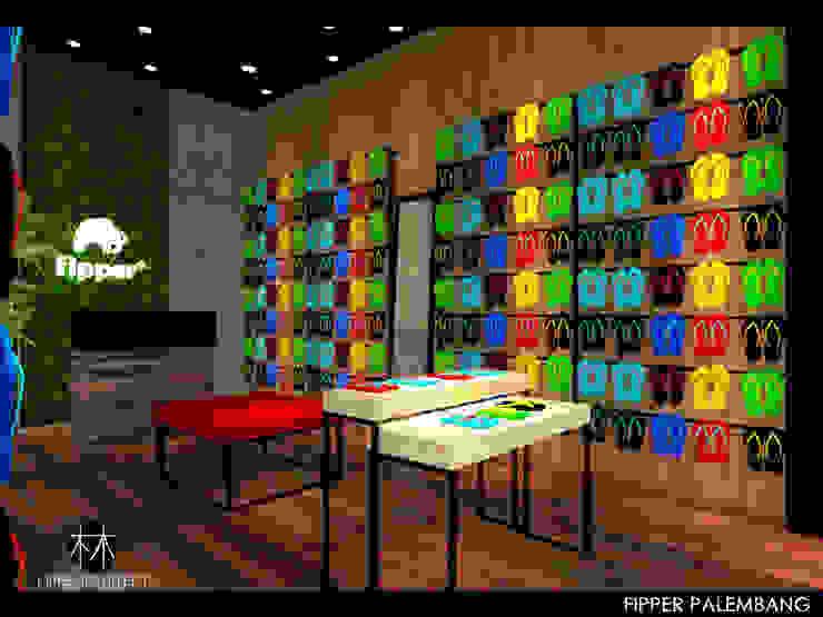 Fipper Palembang Oleh Lims Architect