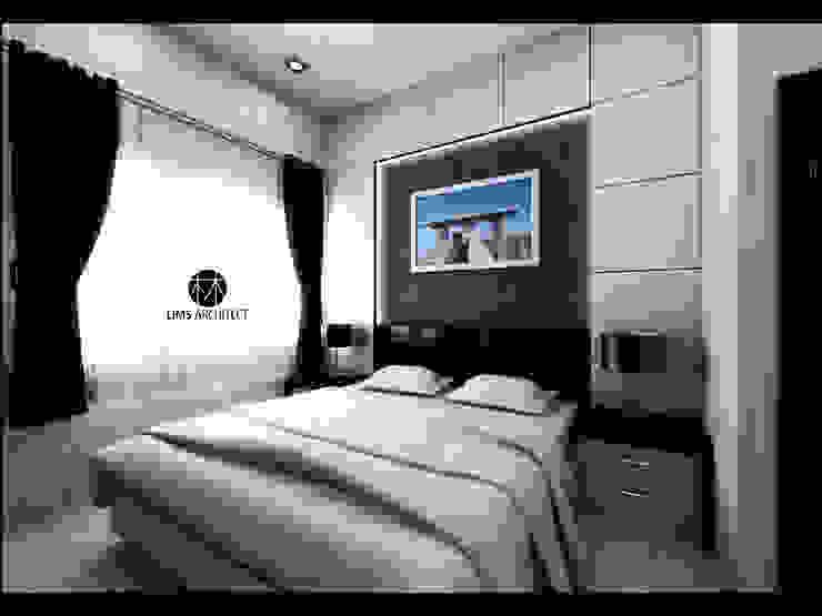 Lims Architect Minimalist bedroom