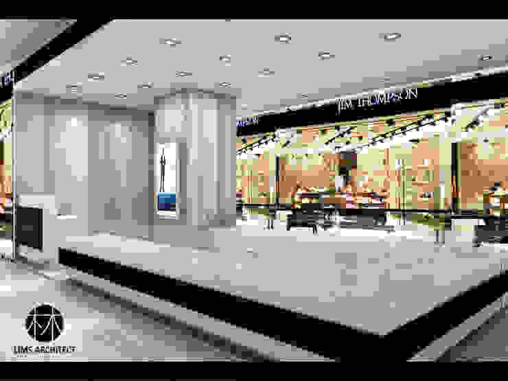 Handphone store Medan fair Oleh Lims Architect