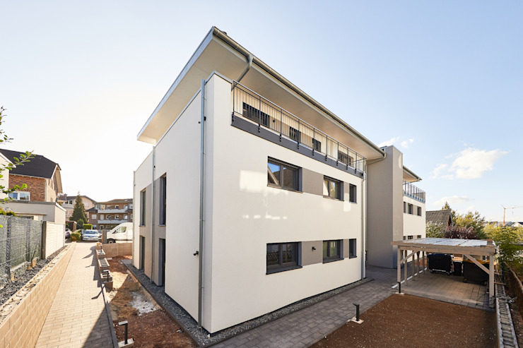 STRICK Architekten + Ingenieure Multi-Family house