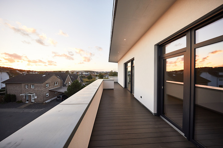 STRICK Architekten + Ingenieure Modern houses