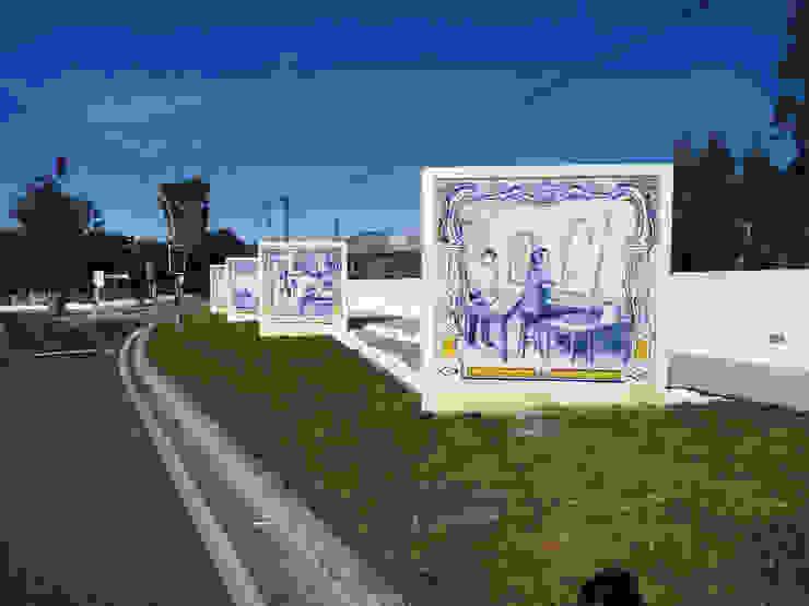 by Gestos Nativos - azulejos