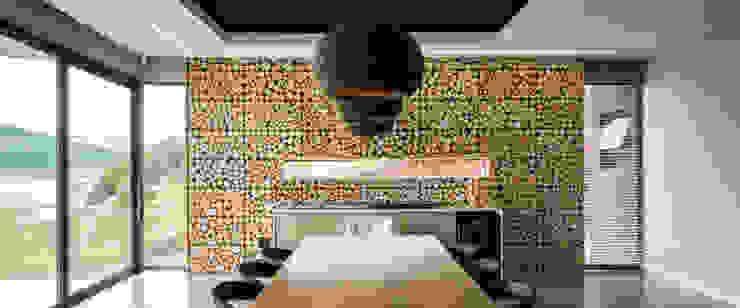 Dining room 2 Minimalist dining room by AB DESIGN Minimalist
