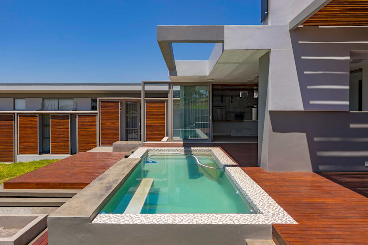 House Morgan by EarthSwitch Architects