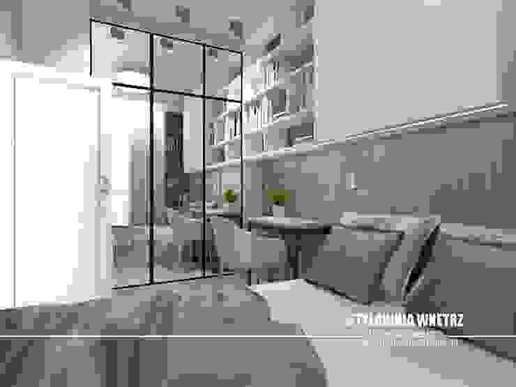Stylownia Wnętrz Modern style bedroom Beige
