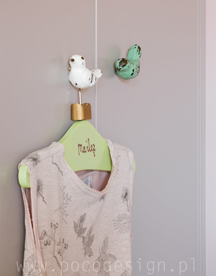Pracownia Projektowa Poco Design Habitaciones de niñas