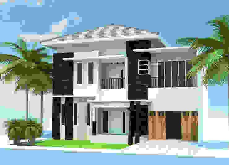 Rumah tinggal Bpk. Abdul karim Oleh Draft Karya
