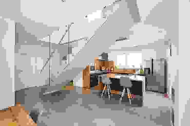 STRICK Architekten + Ingenieure KitchenLighting