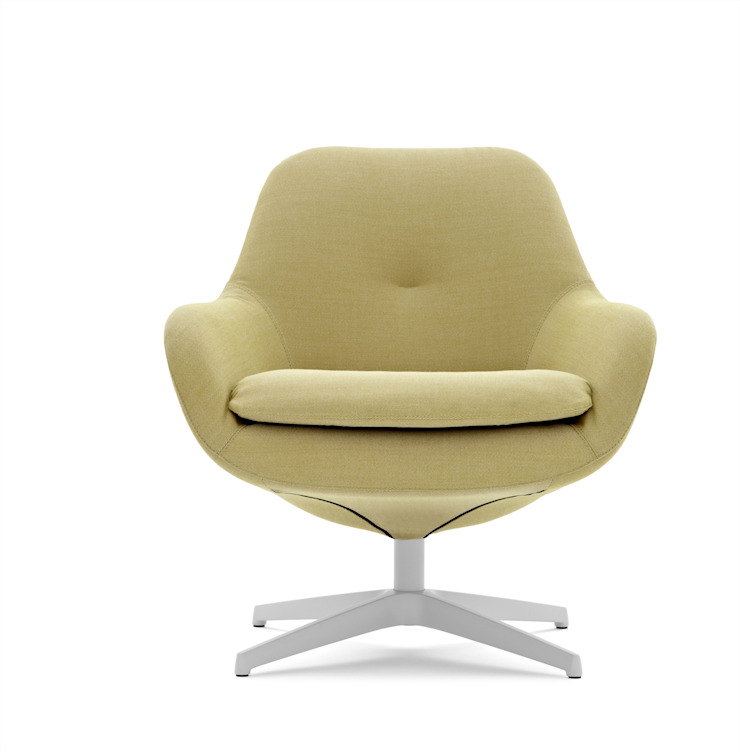 modern  by IQ Furniture, Modern Leather Grey