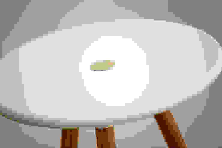 Area Stool/Table Oleh IQ Furniture Minimalis Komposit Kayu-Plastik