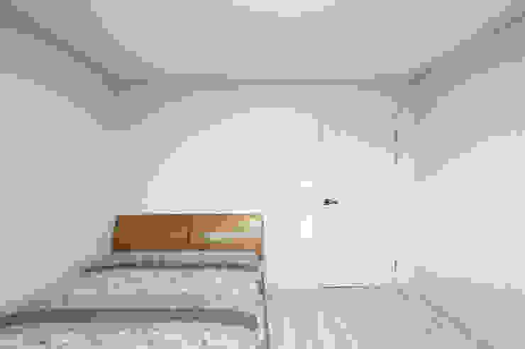 안양시 주택 인테리어 모던스타일 미디어 룸 by 한 인테리어 디자인 모던
