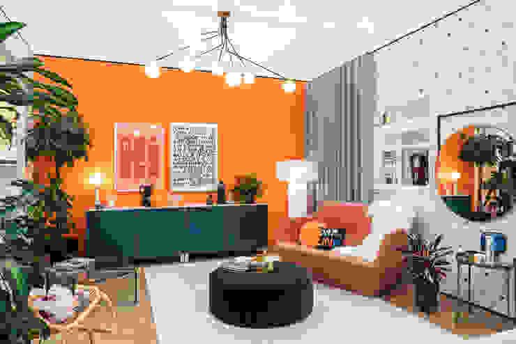 Sara Slade Interiors Grand Designs Live Sara Slade Interiors Modern living room