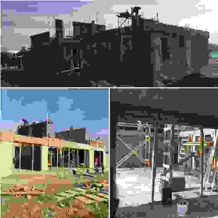 Avance de obra 60%_ Octubre 2018_ Primera etapa de BIM Urbano Clásico Ladrillos