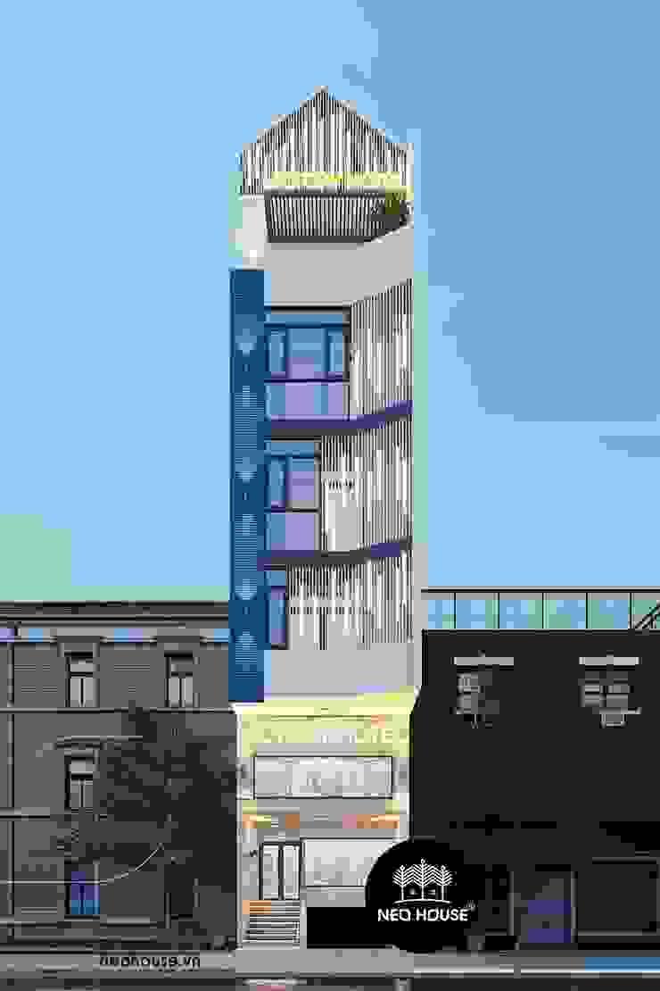 Thiết kế khách sạn 5 tầng bởi NEOHouse