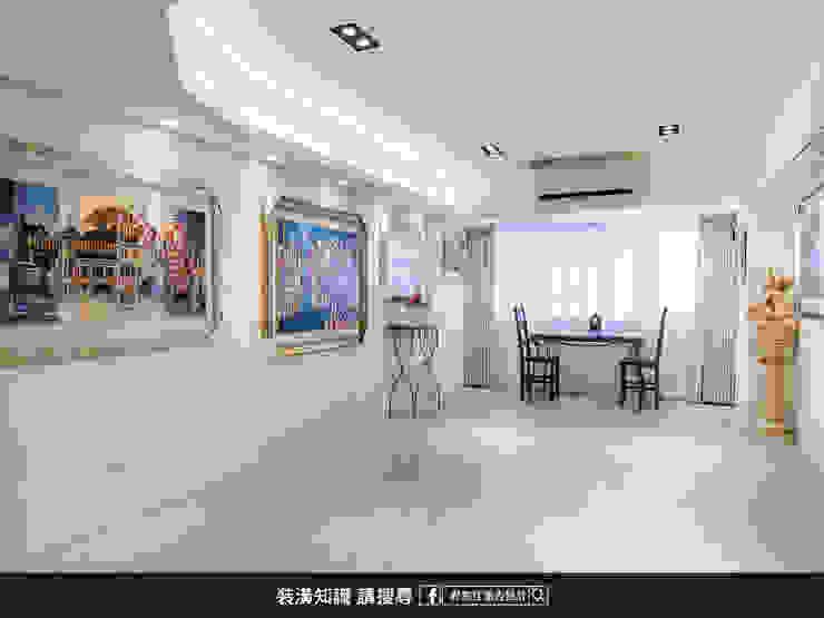 淡雅迷人 藝展空間 根據 好室佳室內設計