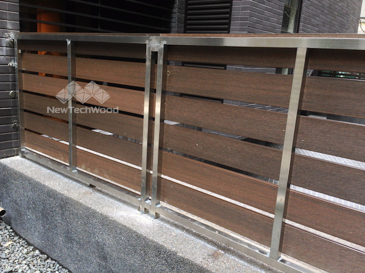 更換後─不鏽鋼骨架 根據 新綠境實業有限公司